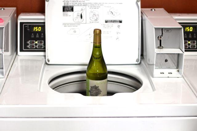 Laundry Wine I