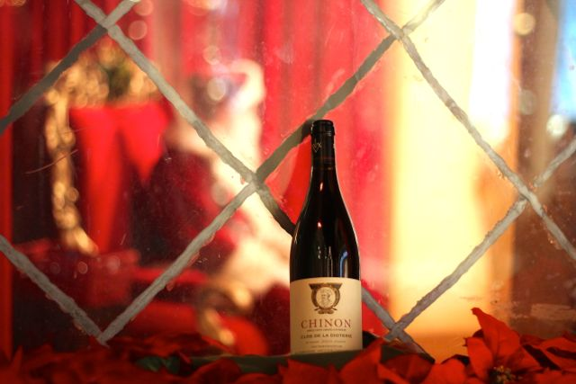 Christmas Wine Charles Joguet