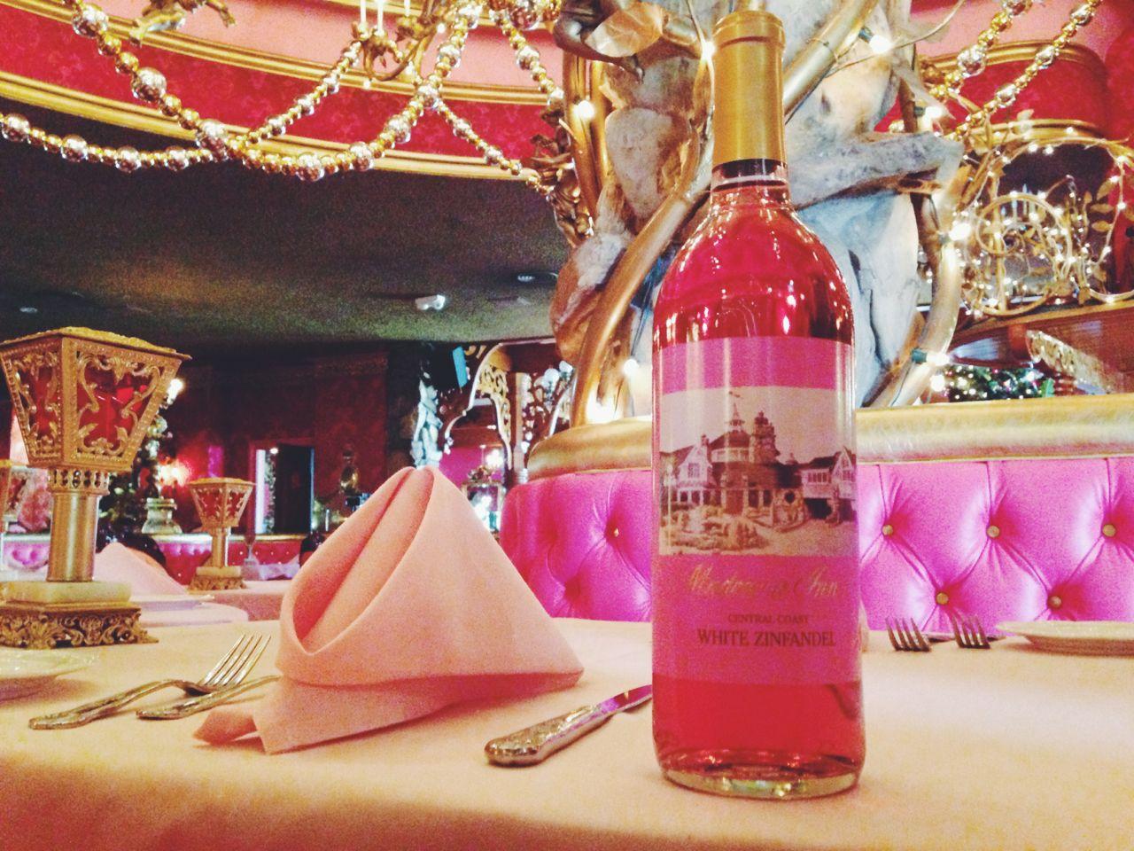 Madonna Inn Wine