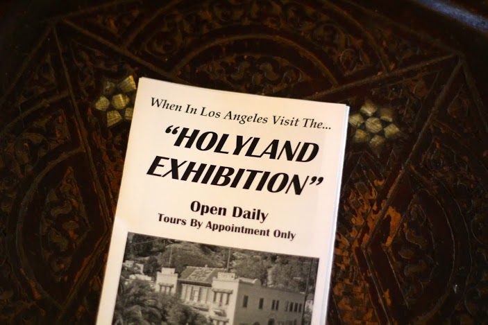 Holyland Exhibition